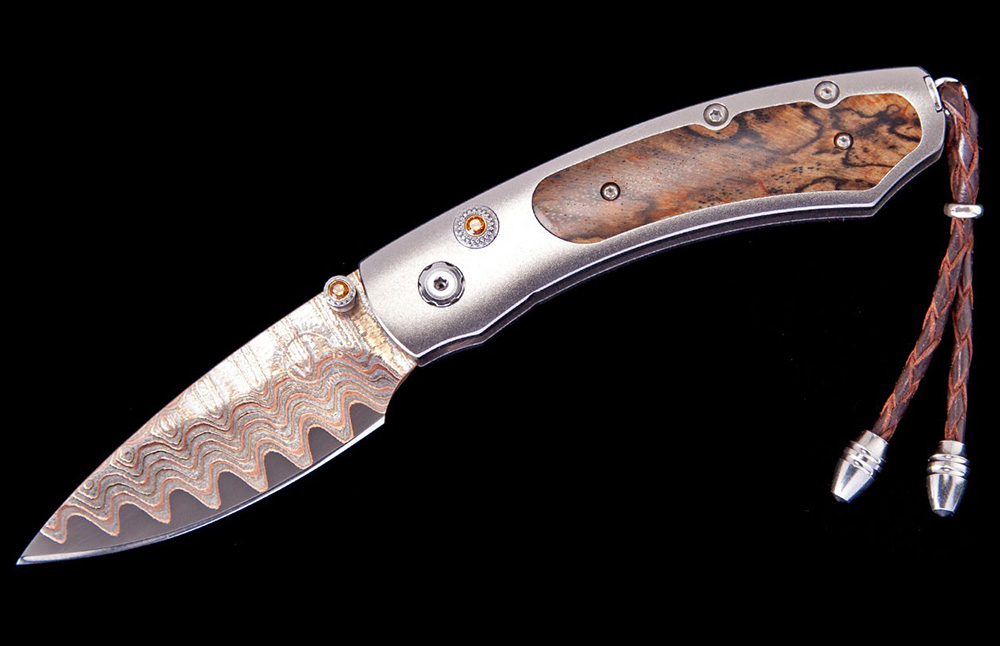 William Henry Limited Edition B09 Islander Knife