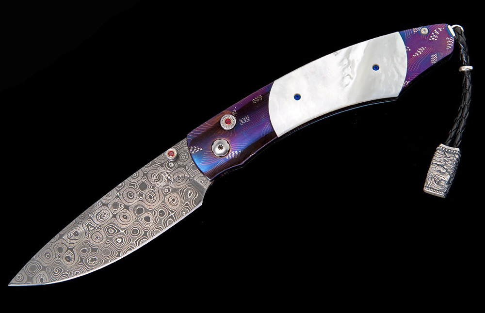 William Henry Limited Edition B12 Glory Knife