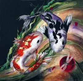 Beki Killorin - Flying Dragon