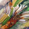 Beki Killorin Original Watercolor Flying Dragon
