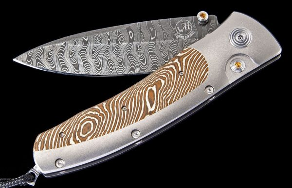 William Henry Limited Edition (500) C15 Moray Knife