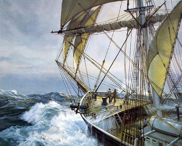 Charles Vickery - Adventure Bound