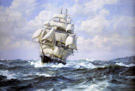 Charles Vickery - The Flying Cloud