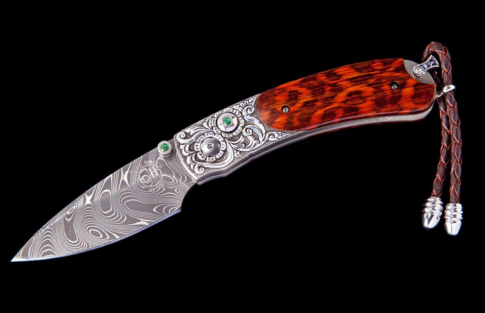 William Henry Limited Edition B09 Weston Knife