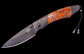 William Henry Limited Edition B12 Sunset Knife