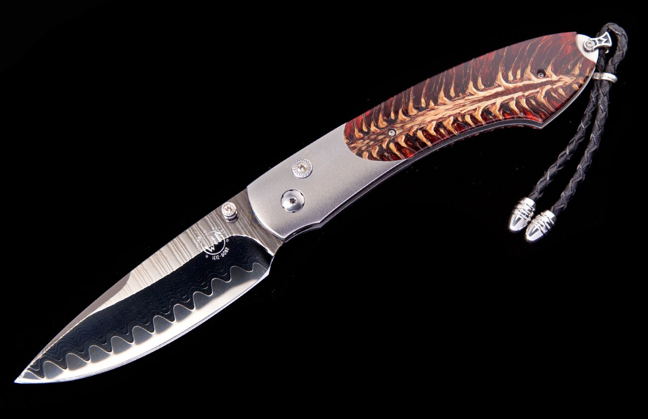 William Henry Limited Edition B12 Estacada Knife