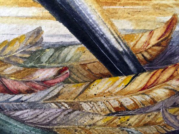 Beki Killorin - Sea Light Original Watercolor