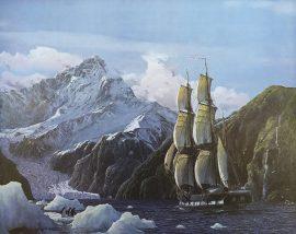 Raymond Massey - HMS Beagle 1832
