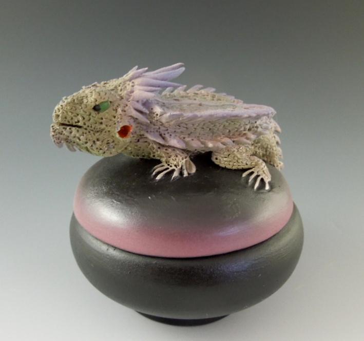 Nancy Adams - Horny Toad Box