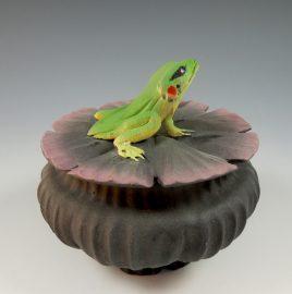 Nancy Adams - Frog Box