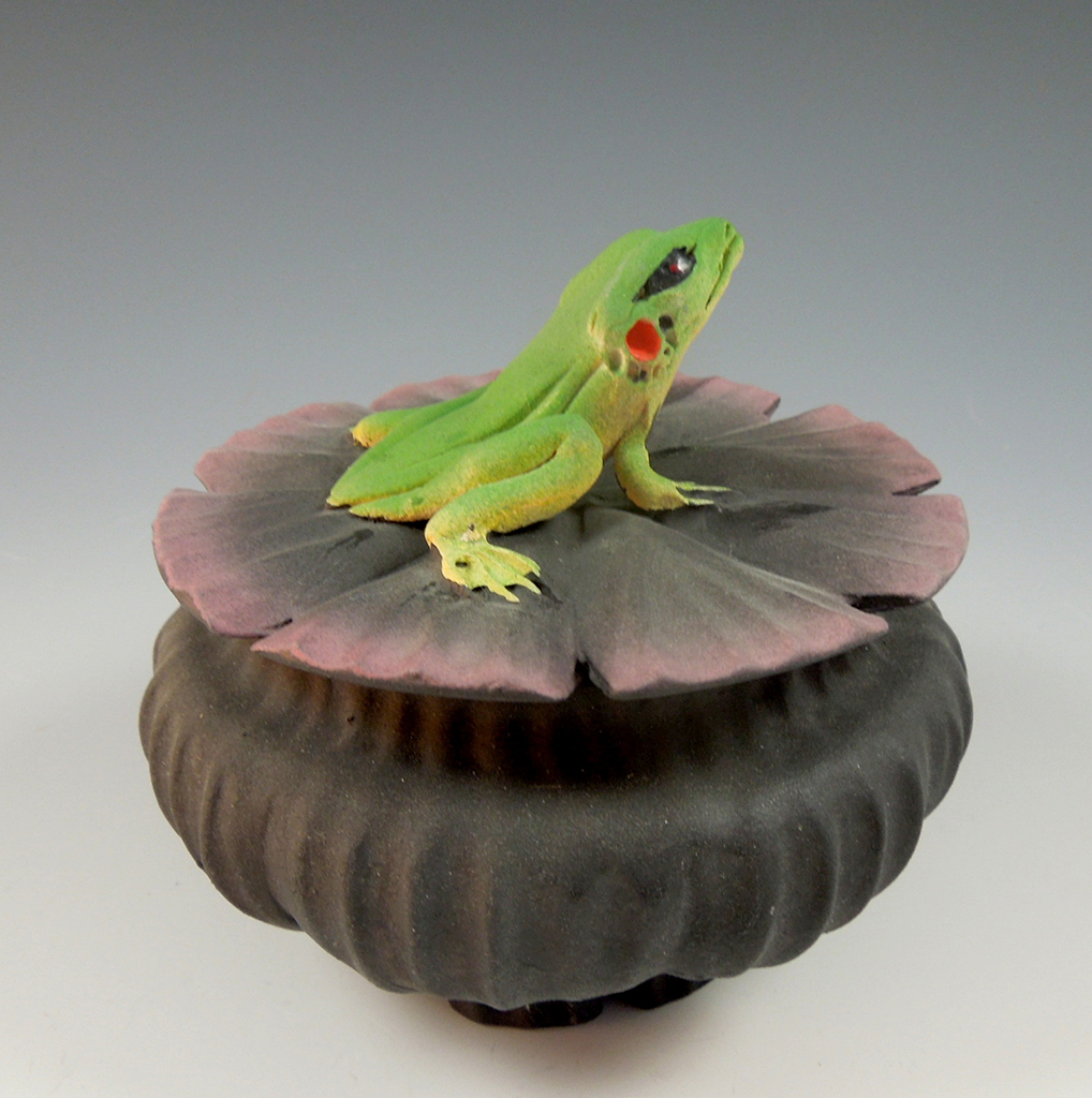 Nancy Adams - Frog Box