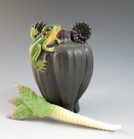 Nancy Adams - Frog Perfumer