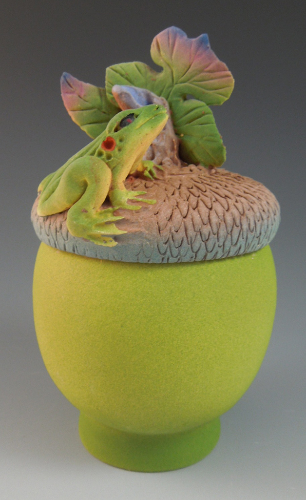 Nancy Adams - Green Acorn Box