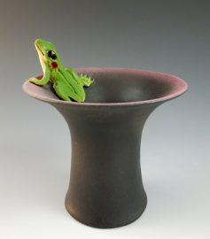 Nancy Adams - Large Frog Bowl