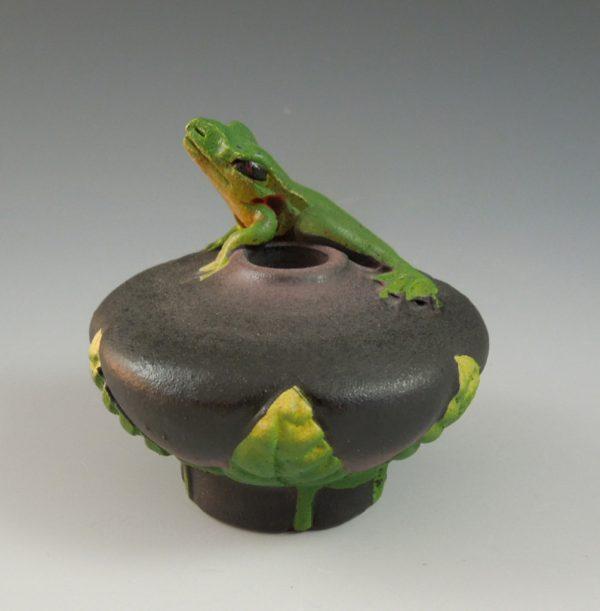Nancy Adams - Mini Frog Bowl
