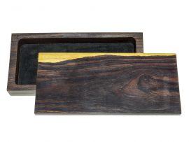 Jeffrey Seaton Signature Series Wooden Box - Cocobolo