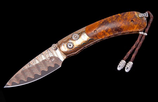 William Henry Limited Edition B09 Copper Canyon Knife