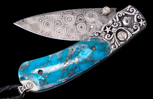 William Henry Limited Edition B09 Tempe Knife