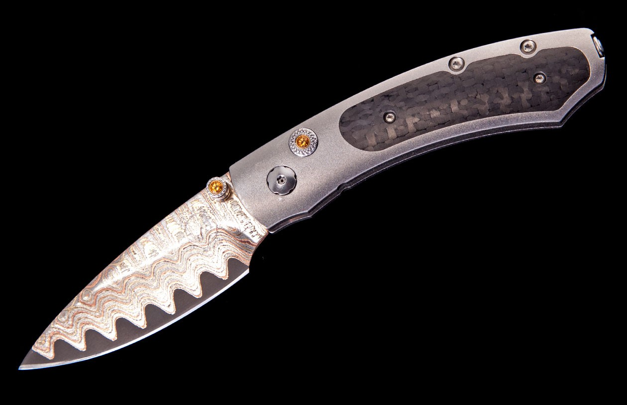 William Henry Limited Edition B09 Fervor Knife