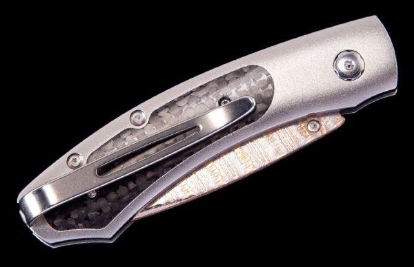 William Henry Limited Edition B09 Fervor Knife