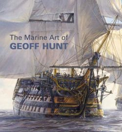 The Marine Art of Geoff Hunt (Hardcover)