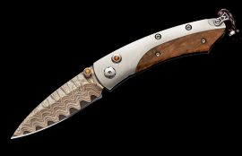 William Henry Limited Edition B04 Crest Knife