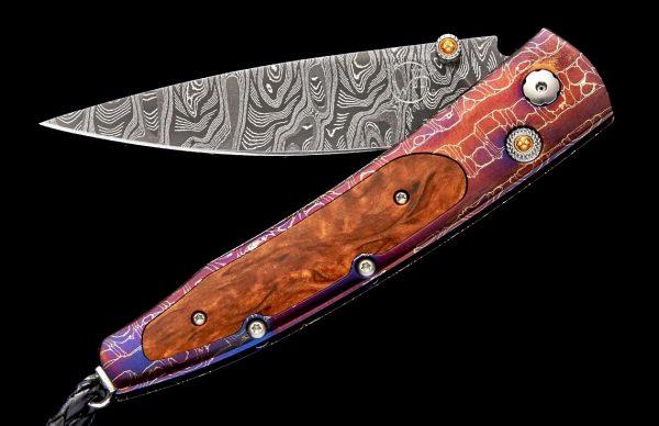 William Henry Limited Edition B10 Birch Knife