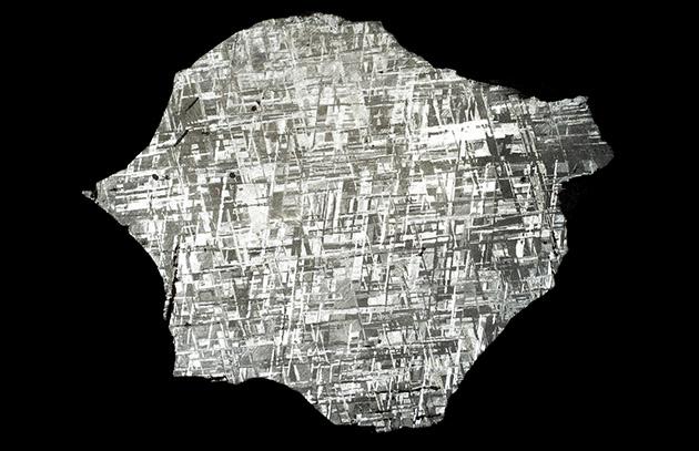 William Henry Materials – Meteorite