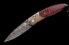 William Henry Limited Edition B05 Ponderosa Knife