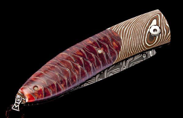 William Henry Limited Edition B05 Ponderosa Knife
