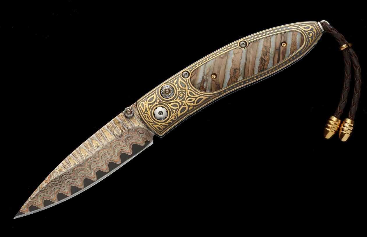 William Henry Limited Edition B05 Providence Knife