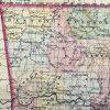 Antique Map - Arkansas State Map (1857)