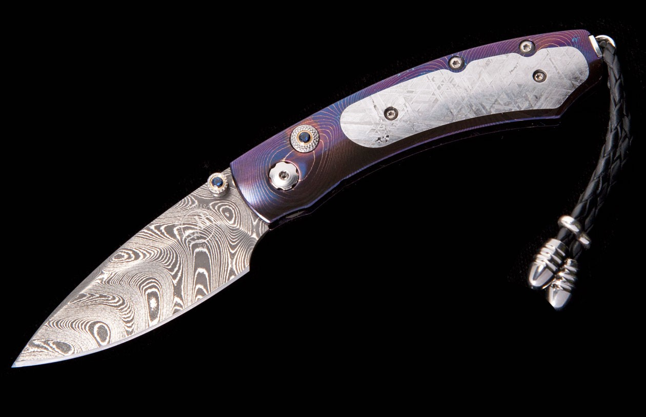 William Henry Limited Edition B09 Eclipse Knife