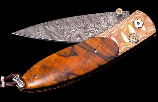 William Henry Limited Edition B05 Autumn Knife