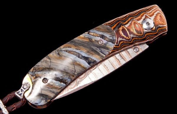 William Henry Limited Edition B09 Epic Knife