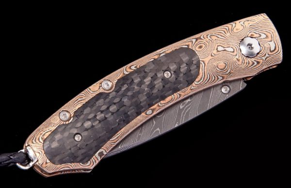 William Henry Limited Edition B09 Raven Knife
