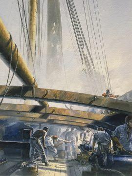 Geoff Hunt - The Fortune of War