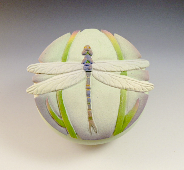 Nancy Adams - Dragonfly Box