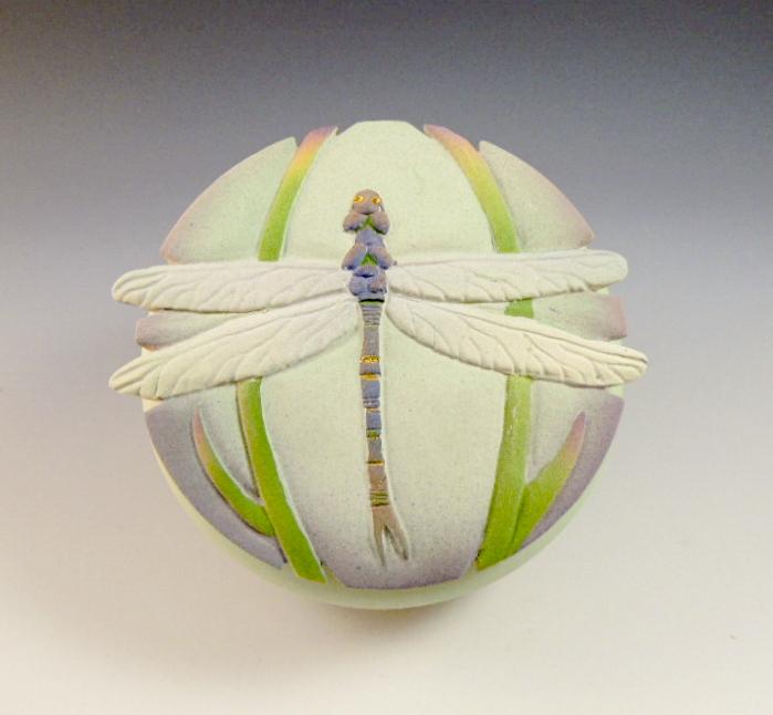 Nancy Adams - Dragonfly Box
