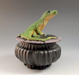 Nancy Adams - Lizard Box