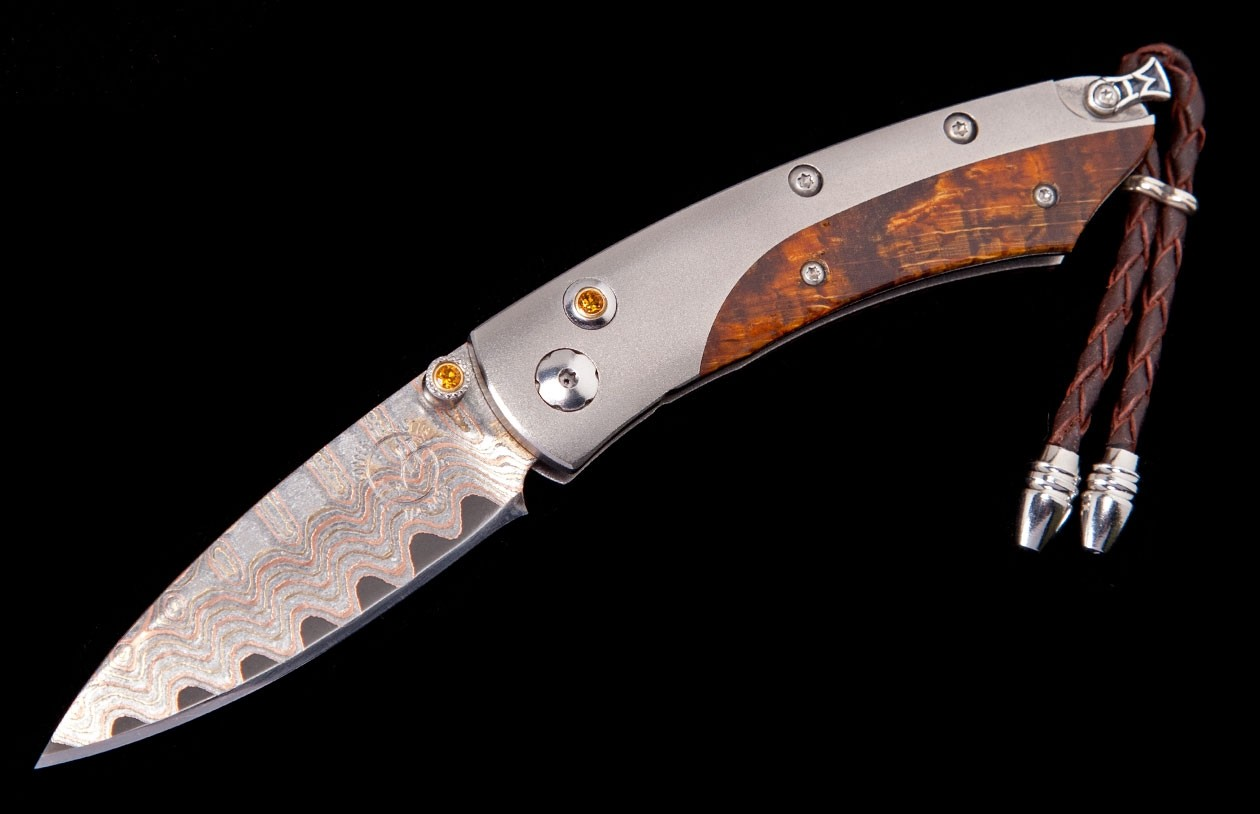 William Henry Limited Edition B04 Glen Knife