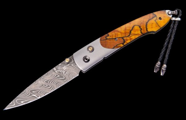 William Henry Limited Edition B10 Yellow Springs Knife