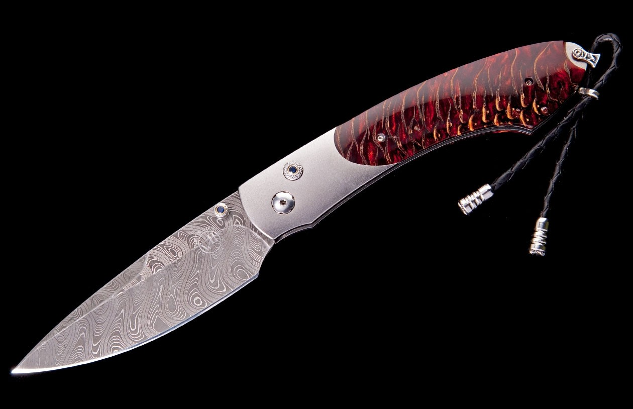 William Henry Limited Edition B12 Queensland Knife