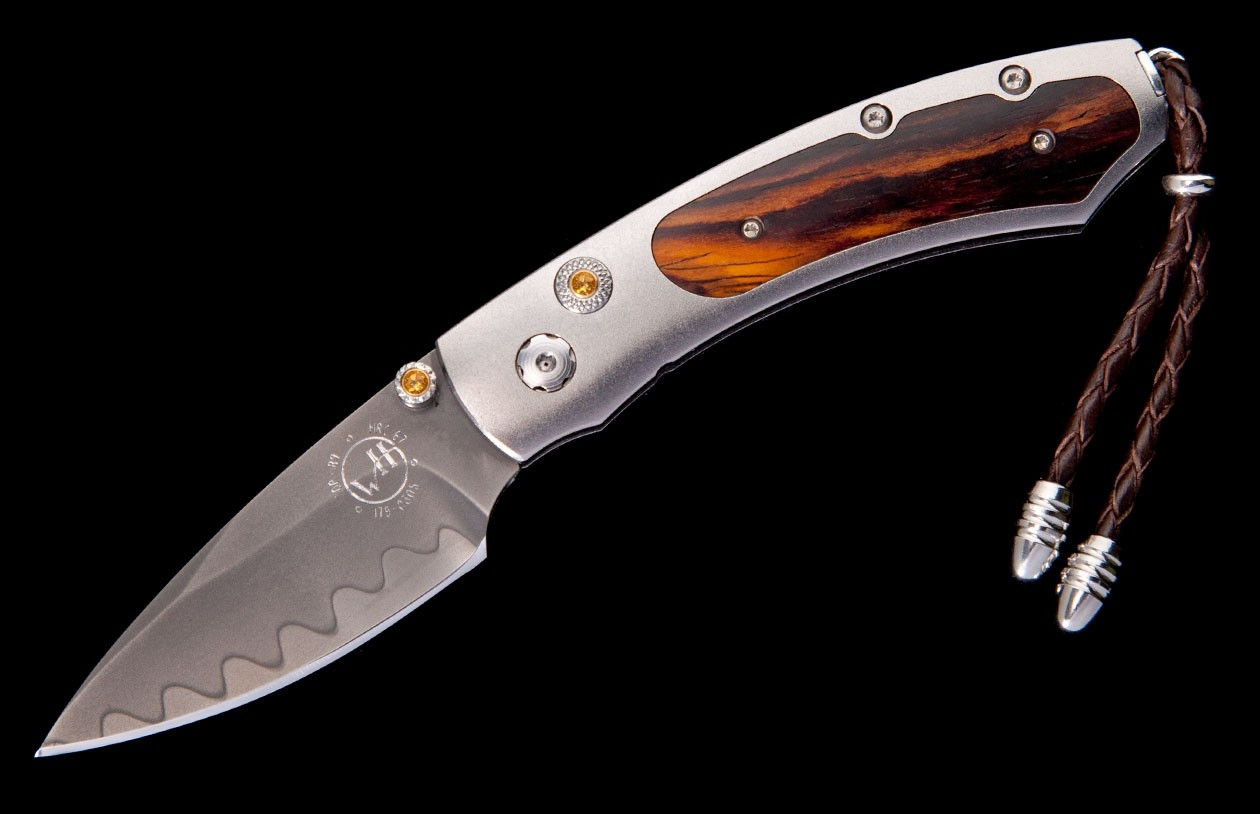 William Henry Limited Edition B09 Glendale Knife