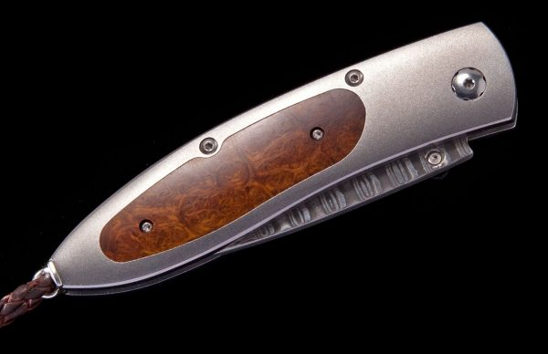 William Henry Limited Edition B05 Woodridge Knife