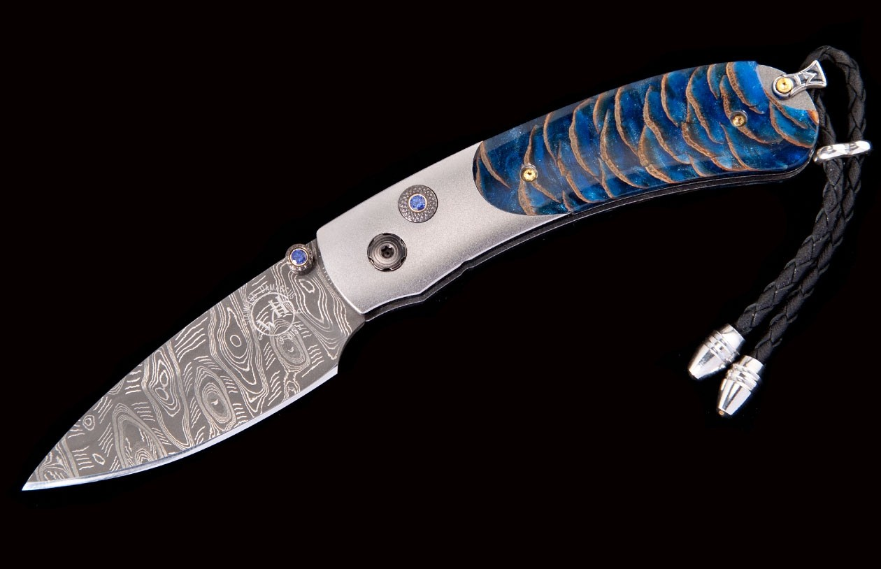 William Henry Limited Edition B09 Forest Glen Knife