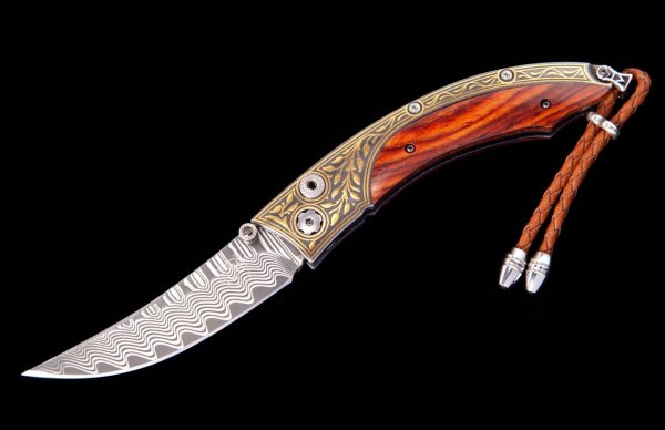 William Henry Limited Edition B11 Dominica Knife
