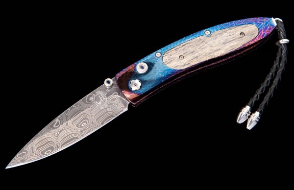 William Henry Limited Edition B05 Storm Cloud Knife