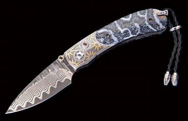 William Henry Limited Edition B09 Zephyr Knife