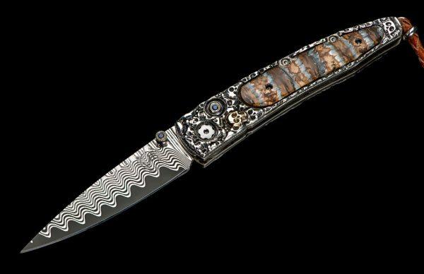 William Henry Limited Edition B10 Noggin Knife